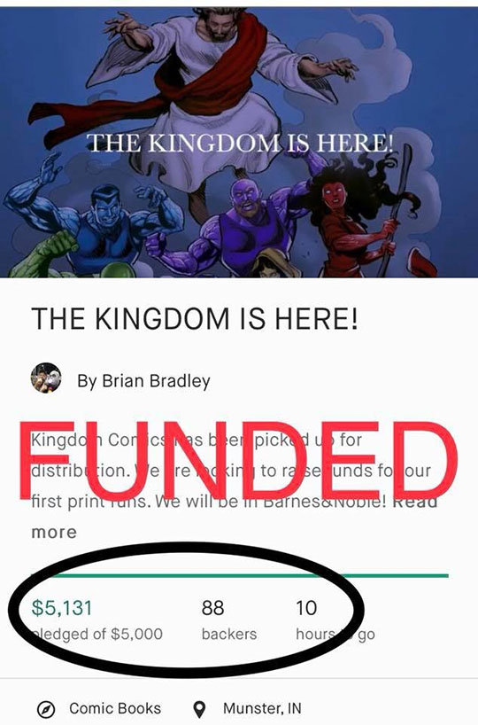 Funded